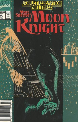 Marc Spector Moon Knight 28
