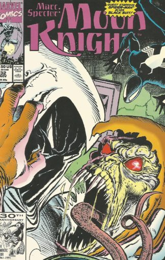 Marc Spector Moon Knight 32