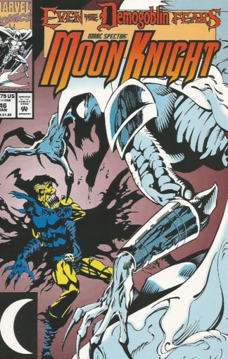 Marc Spector Moon Knight 46