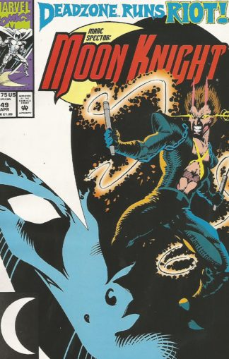 Marc Spector Moon Knight 49