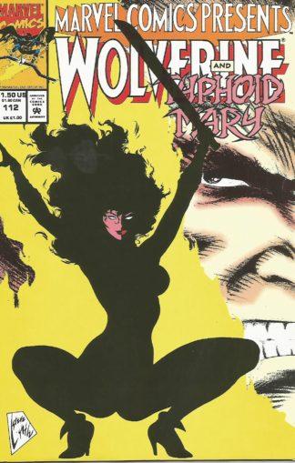 Marvel Comics Presents #112a