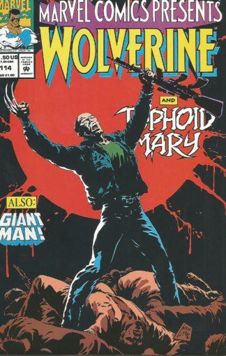 Marvel Comics Presents #114a