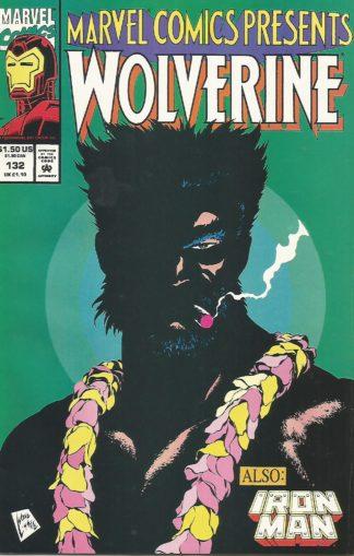 Marvel Comics Presents #132a