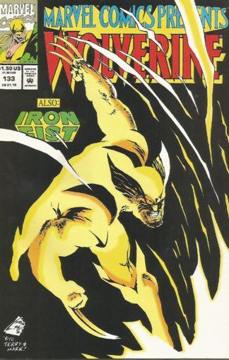 Marvel Comics Presents #133a