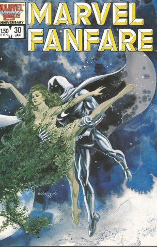 Marvel Fanfare #030