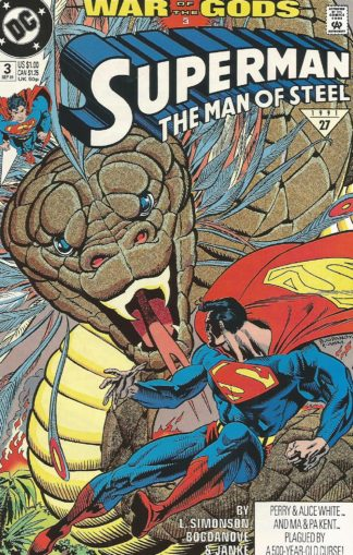 Superman The Man of Steel #03