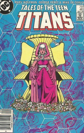 Tales of the Teen Titans #046