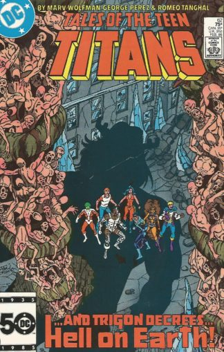 Tales of the Teen Titans #062