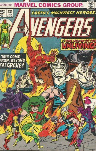Avengers #131