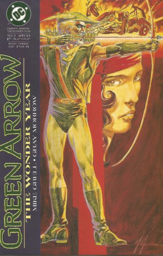 Green Arrow The Wonder Year #03