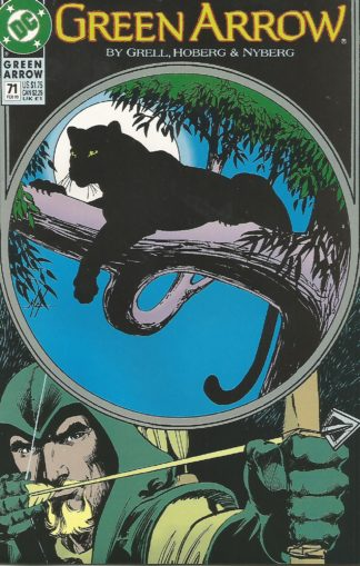 Green Arrow Volume 2 #071