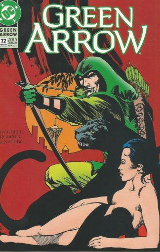 Green Arrow Volume 2 #072