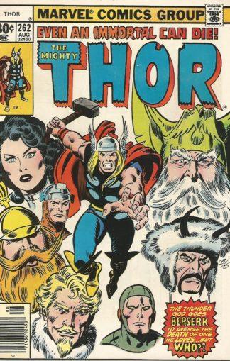 Thor #262