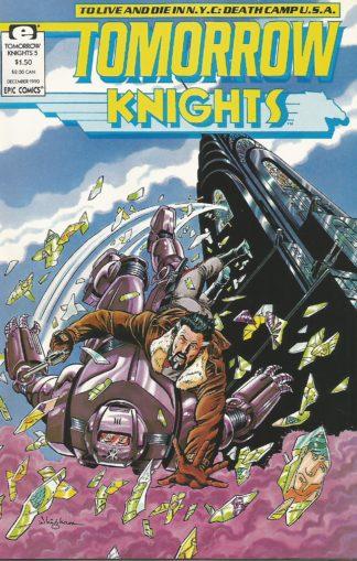 Tomorrow Knights #005