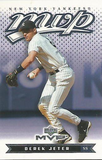 2003 Upper Deck MVP #135 Derek Jeter