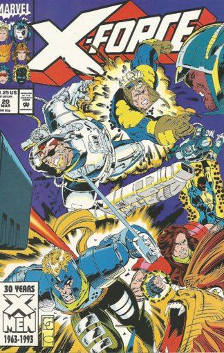 X-Force #020