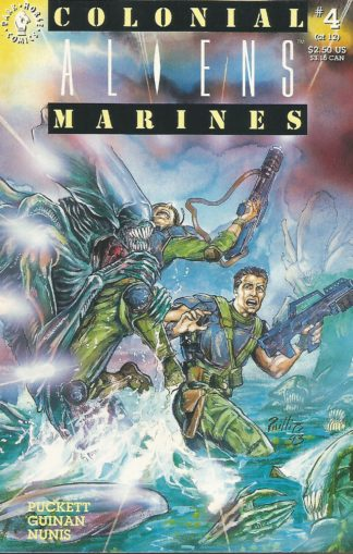 Aliens Colonial Marines #004