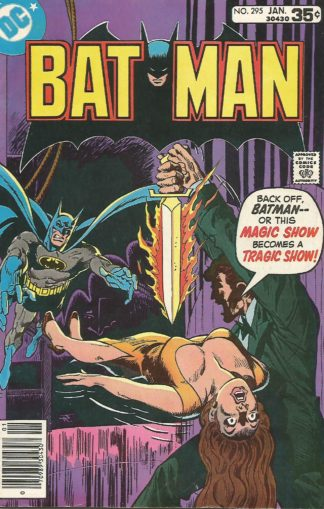 Batman #295
