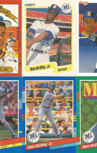 Ken Griffey Jr. Cards (1)