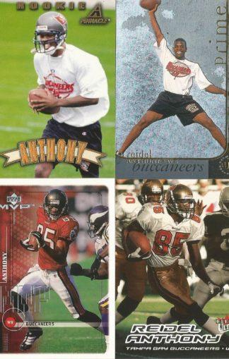Reidel Anthony Cards