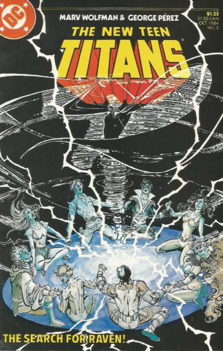 New Teen Titans Volume 2 #002