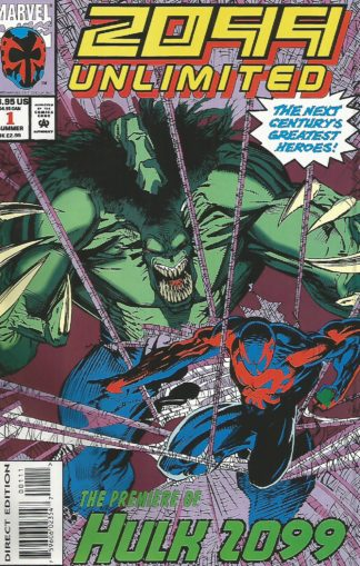 2099 Unlimited #001