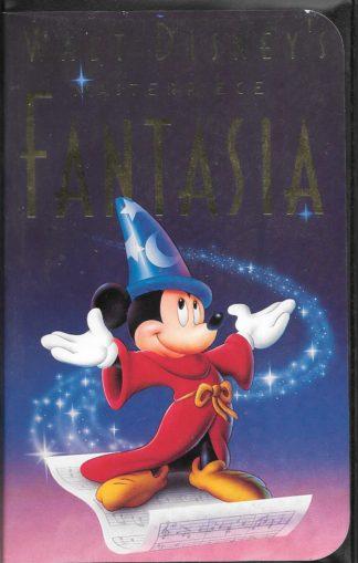 Disney's Fantasia VHS 1991