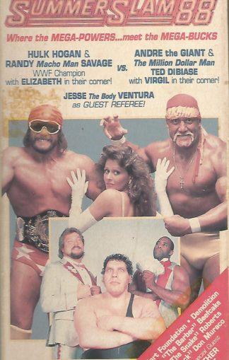 Summer Slam '88