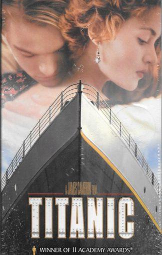 Titanic VHS 1998