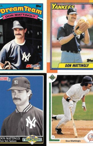 Don Mattingly Cards