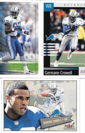 Germane Crowell Cards