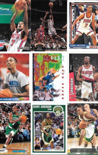 Kenny Anderson Cards