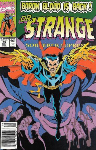 Doctor Strange, Sorcerer Supreme #029