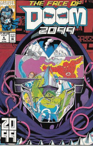 Doom 2099 #006