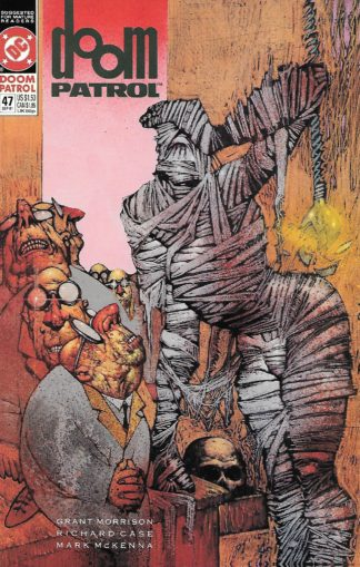 Doom Patrol Volume 2 #047