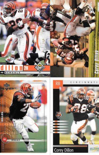 Corey Dillon Cards