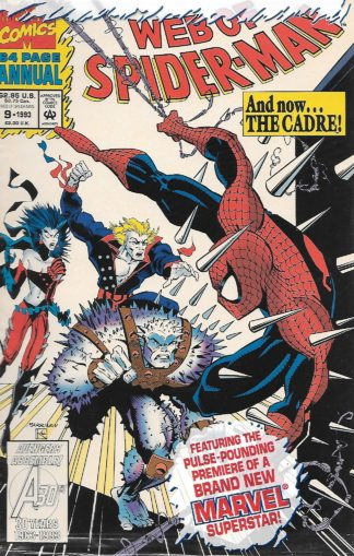 Web of Spider-Man Annual #009