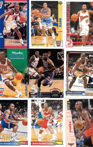 Mookie Blaylock Cards