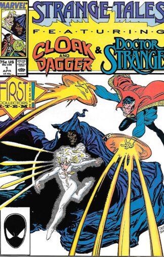 Strange Tales Volume 2 #001