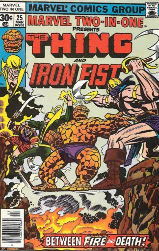 Marvel Two-In-One #025
