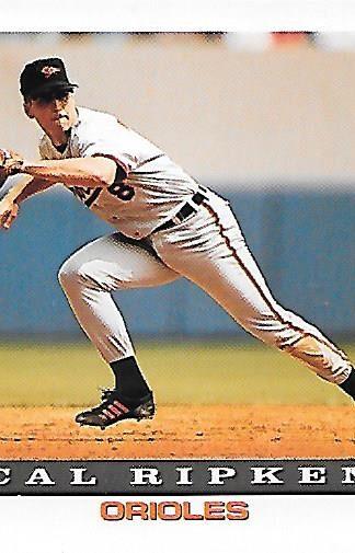 1993 Topps #300 Cal Ripken Jr