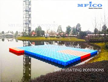 floating platforms