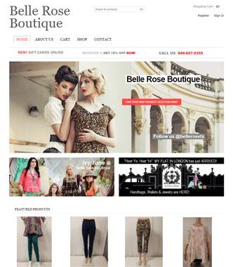 Belle Rose Boutique
