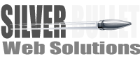 Silver Bullet Web Solutions Logo