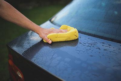 BASIC WASH + INTERIOR CLEAN