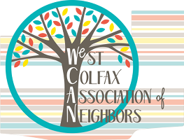 West Colfax Association of Neighbors - WeCAN - is a Neighborhood Association serving the West Colfax and south Sloan's Lake neighborhoods.