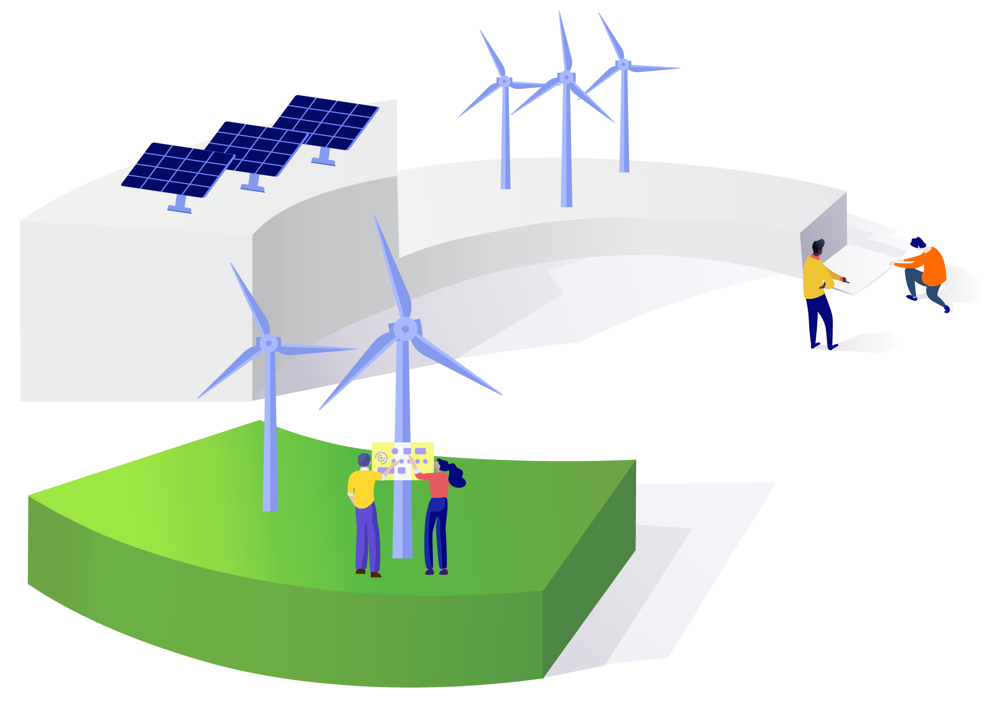 Crayhill Renewables Illustration