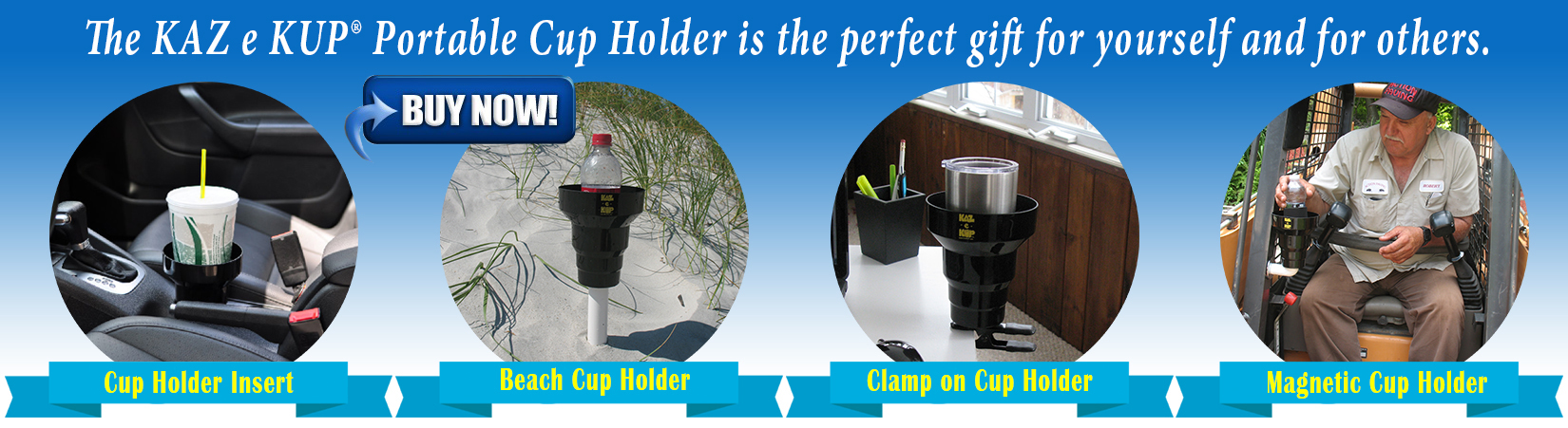 Ultimate cup holder,kazekup cup holder,magnetic cup holder,clip on cup holder,beach cup holder