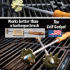 Grill cleaning tool,Grill cleaning brush,Grill Gadget,grill brush replacement,clean my grill