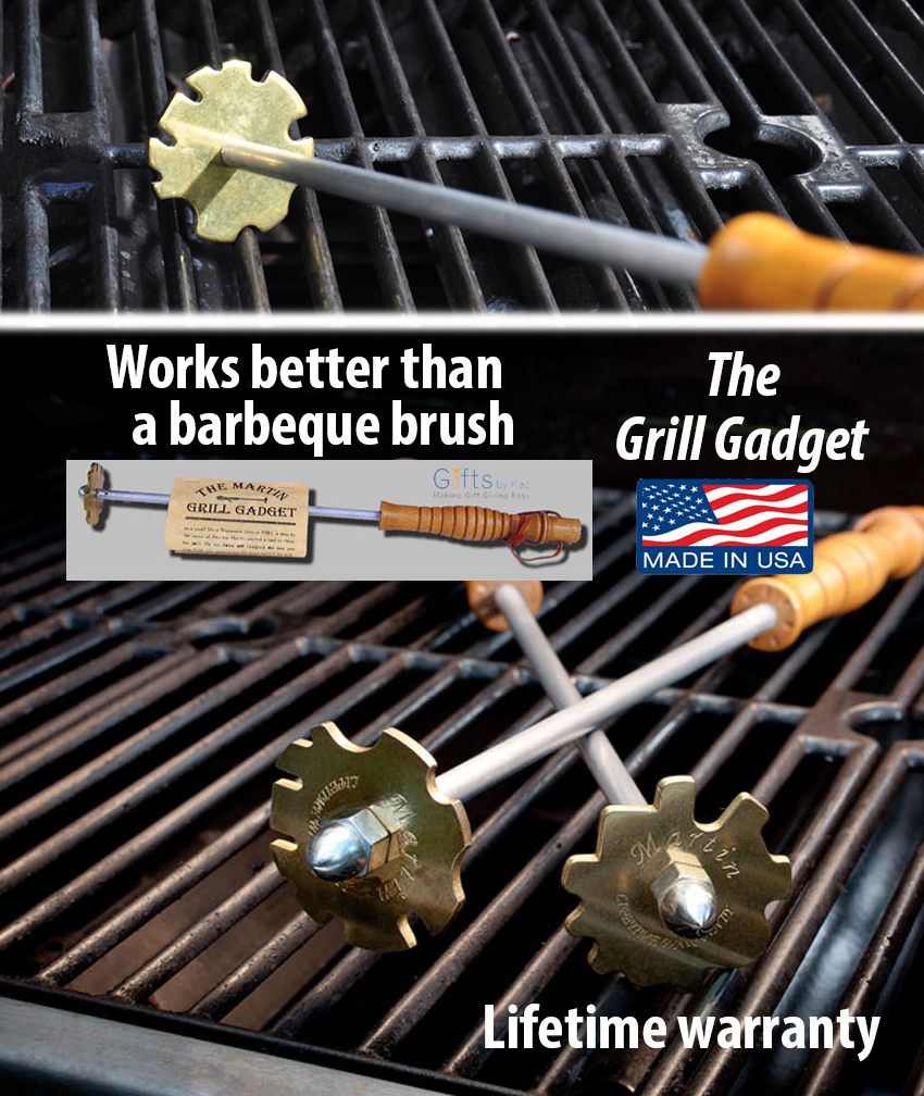 Grill Gadget Grill Cleaning Tool